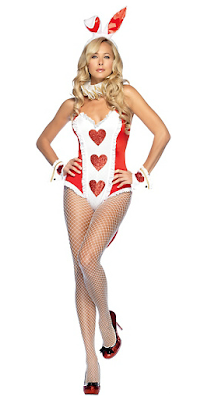 Sexy Disney Halloween costumes to roll your eyes at - White Rabbit