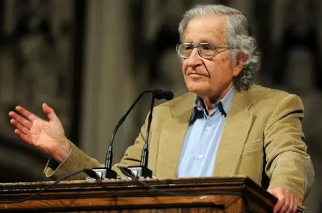 Prof. Noam Chomsky