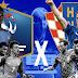 Final da Copa: França e Croácia, quem leva?