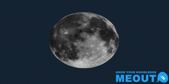 चाँद (चंद्रमा) के बारे में रोचक तथ्य – Interesting Facts About Moon In Hindi
