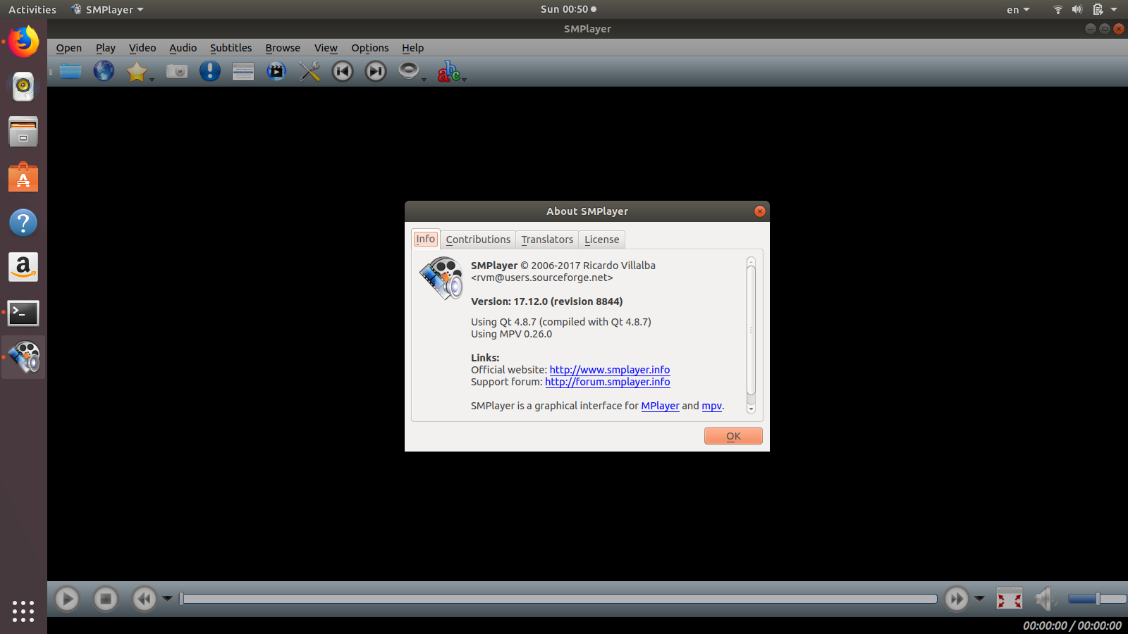 How to install program on ubuntu december 2017 smplayer is a graphical user interface gui for the award winning mplayer which is capable of playing almost all known video and audio formats ccuart Image collections