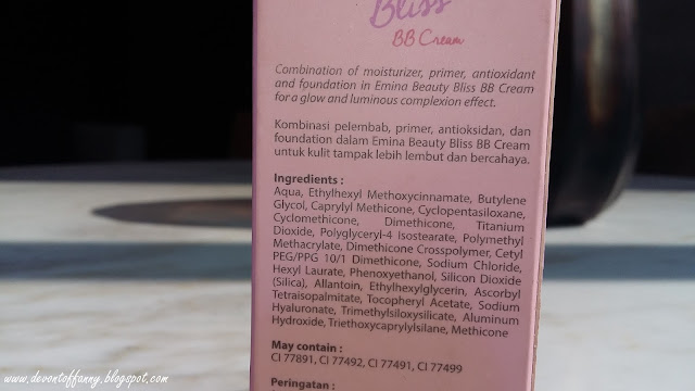 Beauty Bliss BB Cream Emina