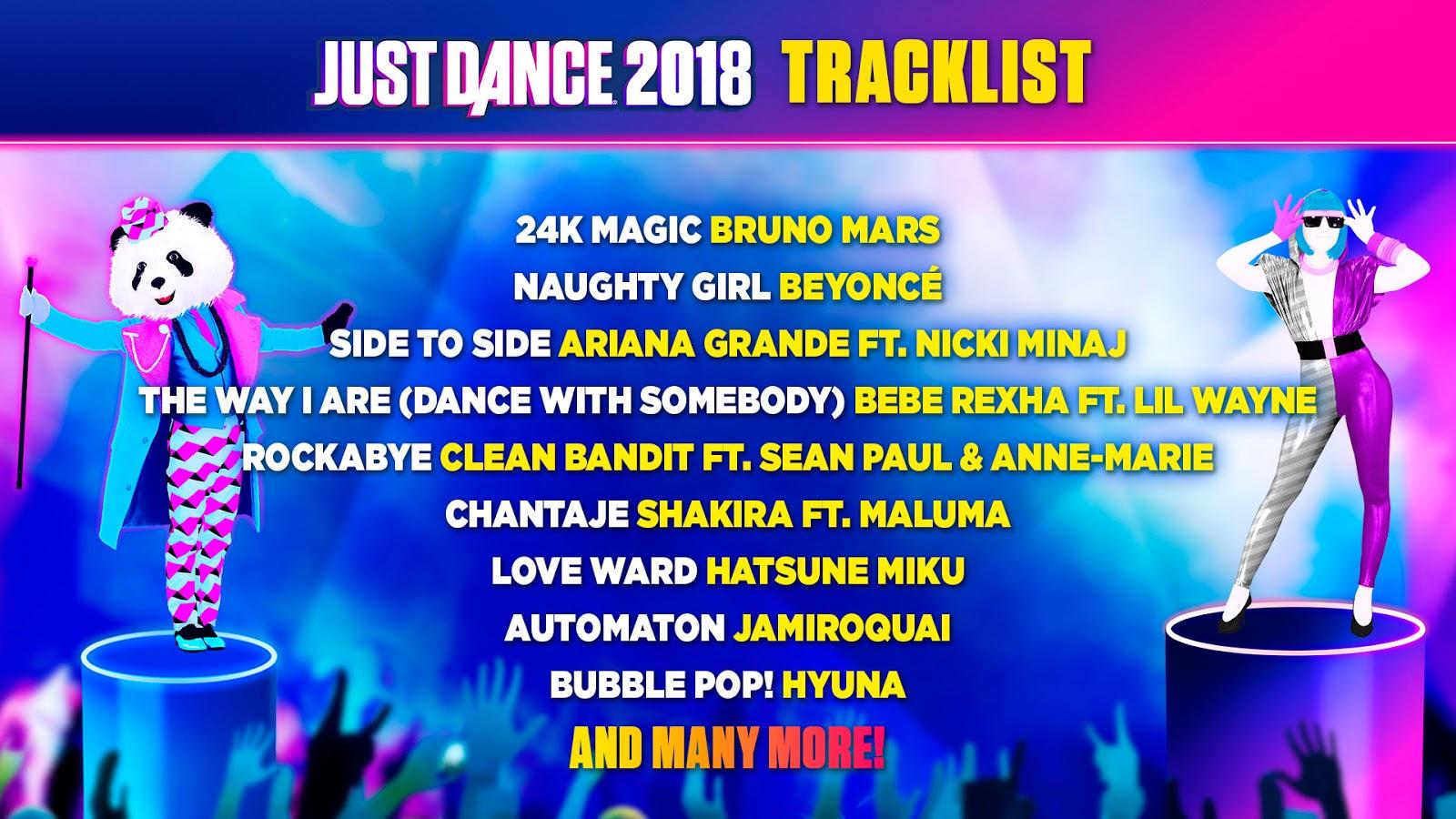 Mundo Drew Just Dance 2018 Ps4 Eur 4 55 Pkg V1 01 Espanol Pt
