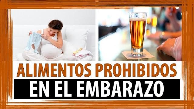 Conspiraciones y noticias actuales alimentos prohibidos en el embarazo - Embarazo y alimentos prohibidos ...