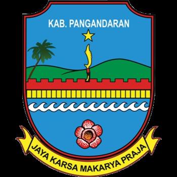 Logo Kabupaten Pangandaran PNG