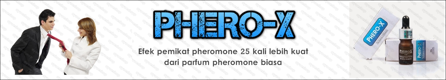 Phero X pemikat wanita no 1 di Dunia
