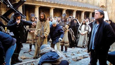 La Pasión de Cristo detrás de las cámaras