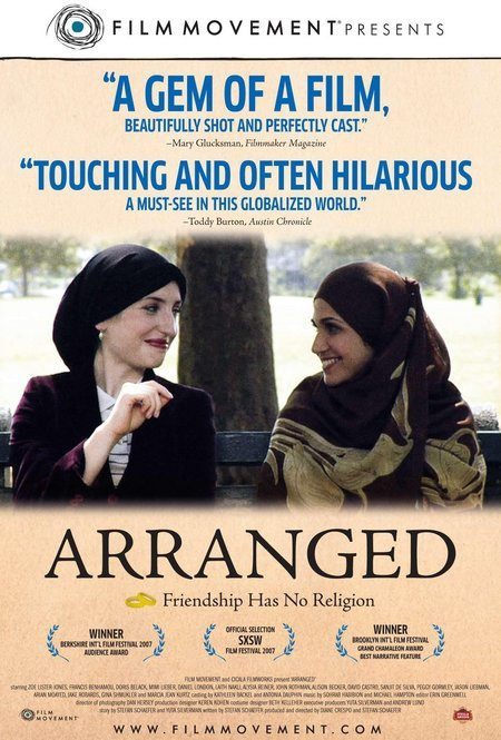 Romantic Movies 2011: Arranged (2007), Full Hollywood