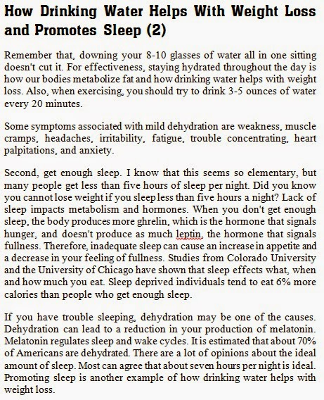 How to lose more weight during a water fast