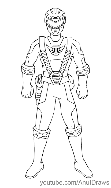 How To Draw POWER RANGERS Videos