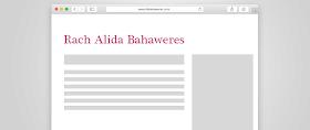 Jurnalis yang Gemar Membaca — Rachmawati Alida Baweres
