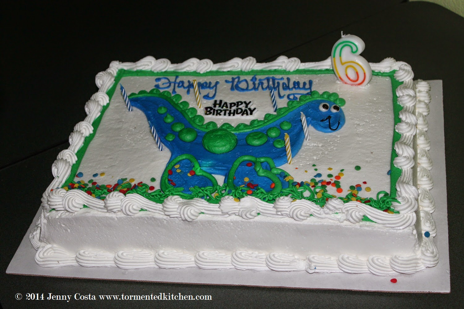 Tormented Kitchen Past Birthday Cake Gallery Part 2