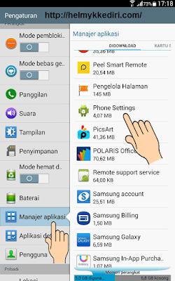 Cara menyadap smartphone1