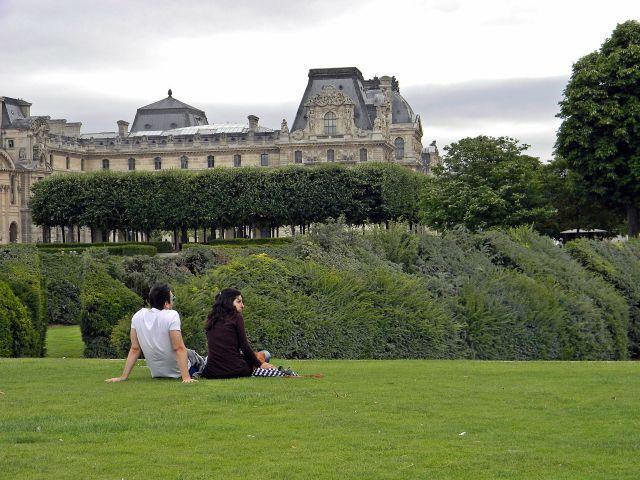 ludzie, Paryżanie, Francja