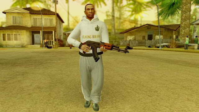 GTA San Andreas HD Cj Mod Free Download