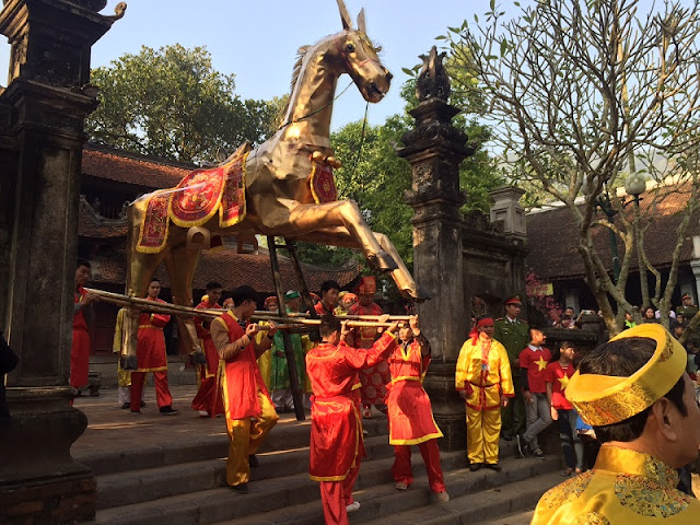 Soc temple and Saint Giong festival 2