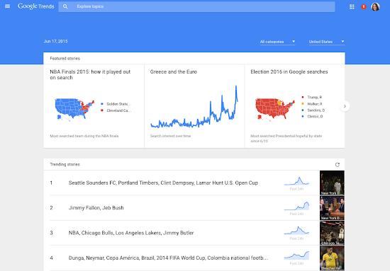 《新媒體.news》: 專家的智慧型手錶新聞實驗、 Google Trends 加強及時趨勢分析 & Uber 司機被判定為「正式雇員」(2015/06/18) | 新媒體世代 | What's Next for New Media