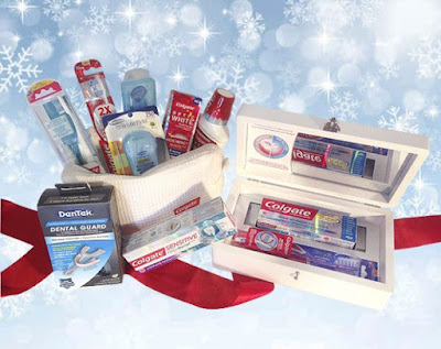 Win a Colgate Clean Mouth Prize Pack!!