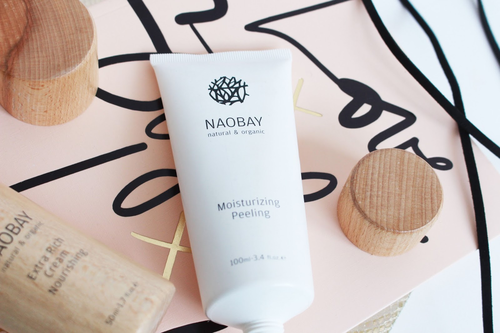 NAOBAY Nourishing Cream & Moisturizing Peeling Skincare, Naobay nourishing cream, skincare review uk, naobay uk, naobay review, naobay exfoliator, naobay peeling review