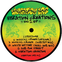 Vibration Lab Vibration Creations Vol 1