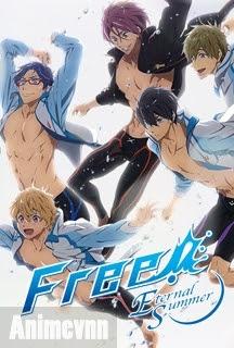 Free!: Eternal Summer - Free! SS2 2014 Poster