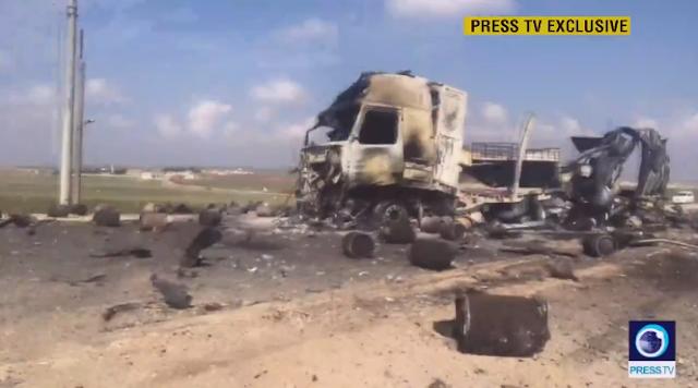 Τουρκικό έγκλημα στην Αφρίν! Χτύπησαν αμάχους εκ των οποίων 17 παιδιά