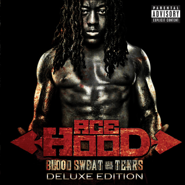 Ace Hood - Blood Sweat & Tears (Deluxe Edition) [Album & Digital Booklet] Cover