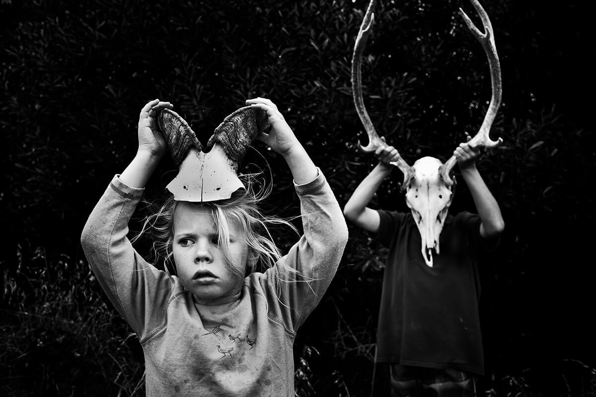 Photographer Captures the Beauty of Childhood in Breathtaking Black-and-White Images (Interview)