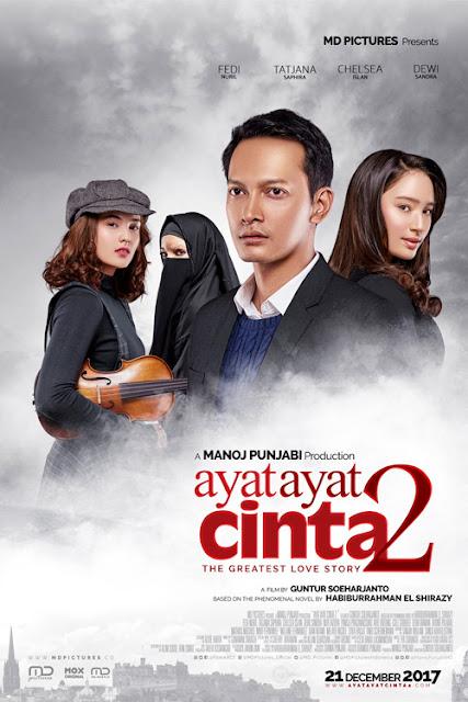 Sinopsis Ayat-Ayat Cinta 2 (2017) - FIlm Indonesia