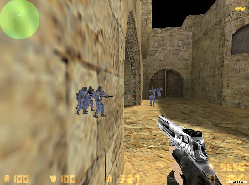 Silent Aim Counter Strike 1.6