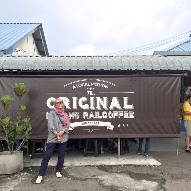 The Original Kluang Station Coffee Johor Curitan Aqalili