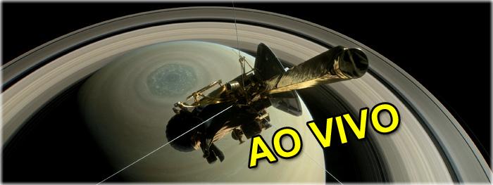 O Grand Finale de Cassini