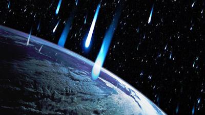 """Calendario Mágico: Lluvia de meteoritos del 22 abril  """"Las Líridas"""""""
