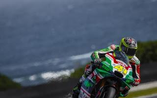 Aleix Espargaro Tercepat FP2 MotoGP Phillip Island Australia, Rossi 12