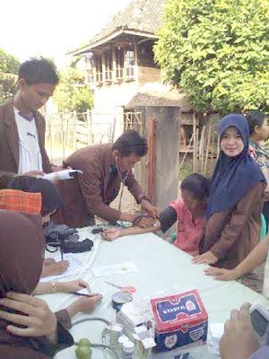 Penutupan PKL Akper Pembina Palembang adakan Ruqyah Massal