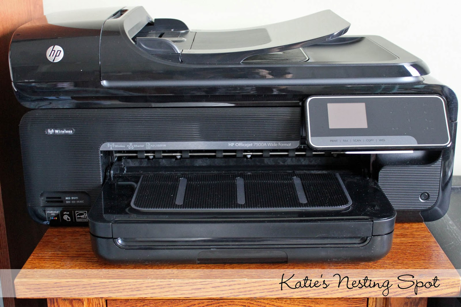 I Have Dreamed Of Having A Wide Format Printer For Years So When Staples Asked Me To Review Their Line Hp Printers Couldn T Wait Get My Hands On