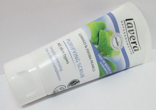 """Lavera"": Gel Exfoliante Facial Purificante (Para todo Tipo de Pieles)"