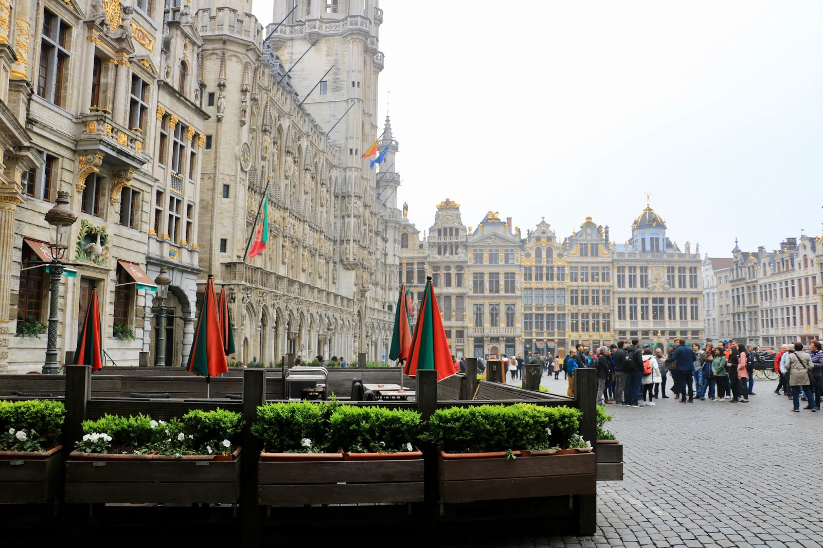 Grand-Place in Brussels, Belgium travel guide