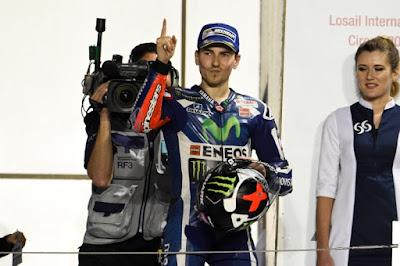 Yamaha Kepada Lorenzo: Tetaplah Bersama Kami dan Menangkan Gelar Lebih Banyak Lagi