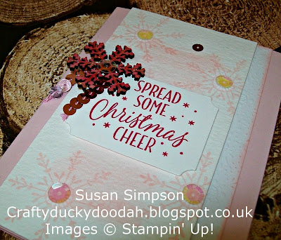 Stampin' Up! Susan Simpson UK Independent Stampin' Up! Demonstrator, Craftyduckydoodah!, Tin of Tags, Supplies available 24/7,
