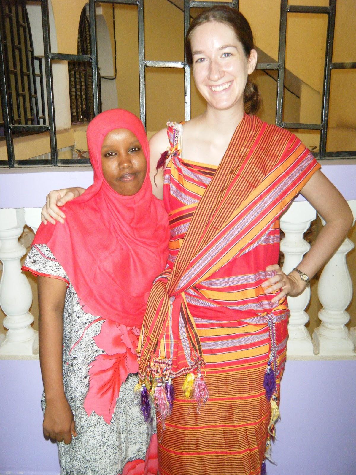Djibouti ladies