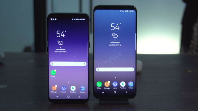 Samsung Galaxy S8 - Latest Technology of Samsung Brand
