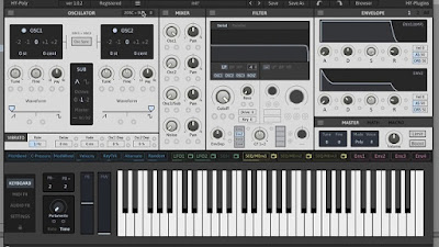 HY-Plugins HY-POLY VST VST3 AU x64 x86 WiN MAC FREE VERSiON