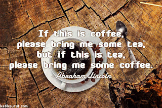quotes about coffee dan artinya