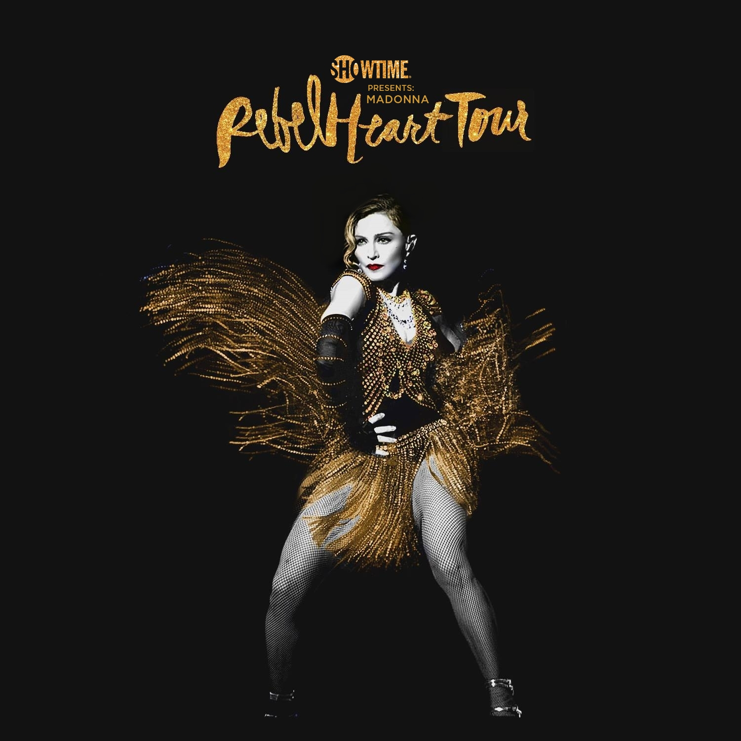 Rebel Heart Tour Showtime