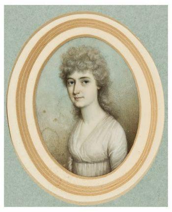Elizabeth Bridges Austen, belle-soeur de Jane Austen