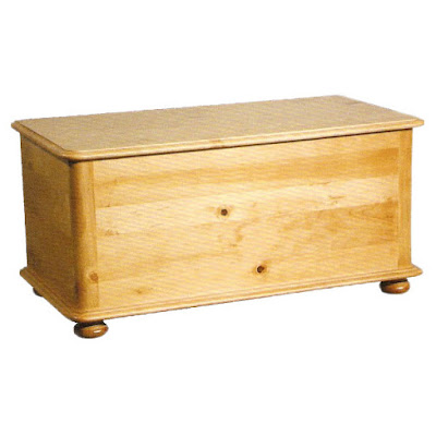 Blanket box teak minimalist furniture with natural color,interior classic furniture.code010102