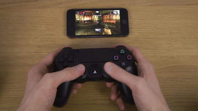 PS4 games will soon be available on iPhone and Android smartphones