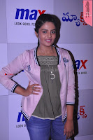 Sri Mukhi in Denim and Jacket at Max Summer Collection Launch  Exclusive 036.JPG