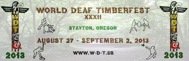 World Deaf Timberfest XXXII (Stayton, Oregon)